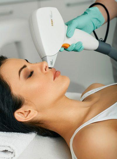 Lumenis Lightsheer DESIRE diode laser system: vacuum laser hair removal with pleasure in Kiev
