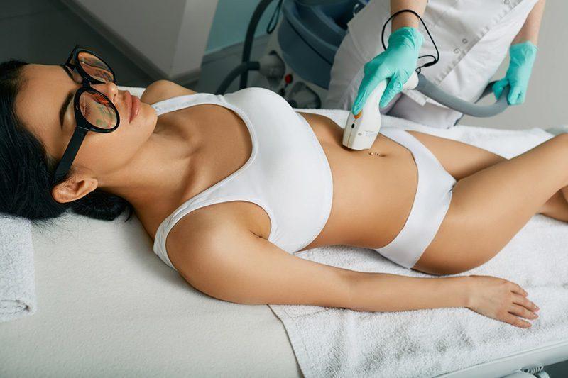 Laser hair removal  LIGHT SHEER, LUMENIS / MOVEO, MOTUS DEKA