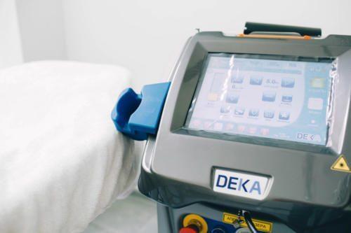 Лазер для эпиляции Motus AX DEKA (Moveo)